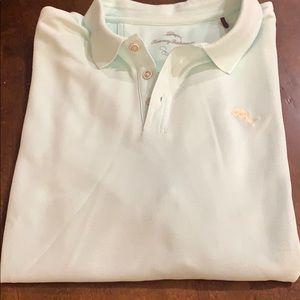 Tommy Bahama xxl Seafoam.  - great condition